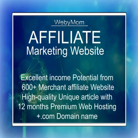 Fully Automated Money making Affiliate Website